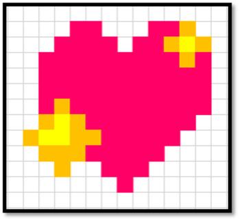 Pixel Pics: Emoji Edition