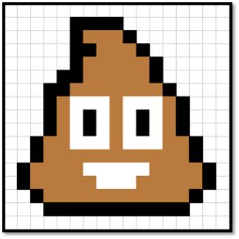 Emoji Pixel Art Gallery Of Arts And Crafts