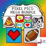 #schoolsavings Pixel Pics: Mega Bundle