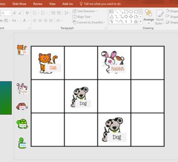 Presentation Skills: Build a Matching Game