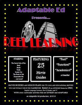 **NEW**  Reel Learning: Movie Buddy BUNDLE!