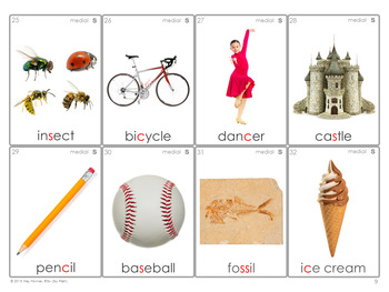 *NEW* /S/ Articulation 60 Photo Flash Cards : Speech Therapy