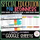*NEW - Special Education for Beginners | IEP Tracker ( Ful