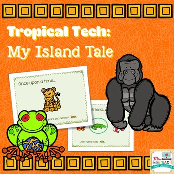 Tropical Tech: My PowerPoint Island Tale