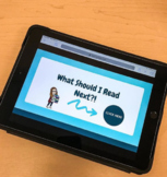 Virtual Library Book Display