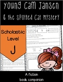Young Cam Jansen and The Spotted Cat Mystery  Scholastic Level J