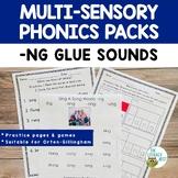 NG Glued Sounds Orton-Gillingham Multisensory Phonics Activities