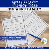 -NK Glued Sounds Multisensory Phonics Approach Orton-Gillingham