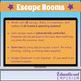 ⭐ NO PREP ⭐ Categories of Shapes Escape Room ⭐ 5.G.3 Activity