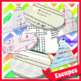 ⭐ NO PREP ⭐ 6th Grade Math Escape Rooms BUNDLE ⭐