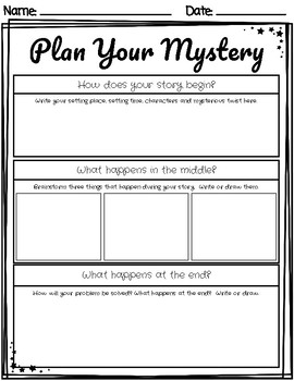 *NO PREP* Easter Day Roll-a-Mystery Literacy Center