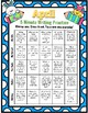 *NO PREP* Easter Roll-a-Story Literacy Center for Lower Elementary