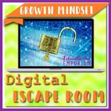 ⭐ NO PREP ⭐ Growth Mindset Escape Room ⭐ Breakout Game