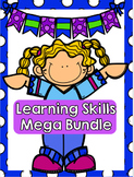*NO PREP* Learning Skills Mega Bundle