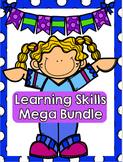 *NO PREP* Learning Skills Mega Bundle