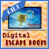 ⭐NO PREP⭐Real-World Dependent & Independent Variable Escape Room⭐6.EE.9 Activity