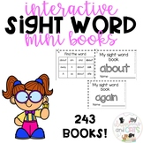 *NO PREP* Sight Word Fluency Books