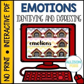 NO PRINT Emotions