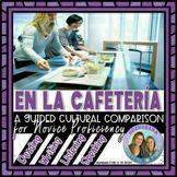 Project Based Learning: En La Cafetería -  Spanish School