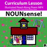 'NOUNsense!' (Grades K - 6) ~ Curriculum Poem Video l Dist