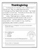 {NOVEMBER} Lexiled Reading Comprehension Passages SAMPLE