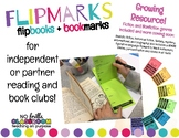 #nofrillsFLIPMARK Reading Flipmarks for 6 Genres+