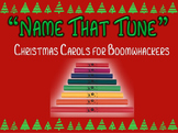 """Name that Tune"" for Boomwhackers (Christmas Carol clips)"