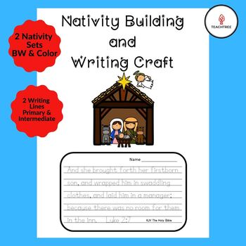 """""""Nativity"""" Building and Writing Craft"""