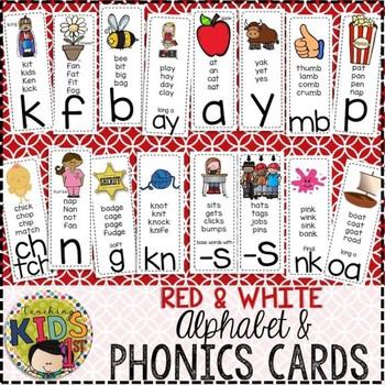 {Nautical} RED, NAVY, GRAY Journeys Kindergarten Focus Wall Set