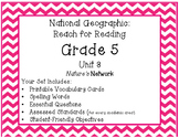 National Geographic Reach for Reading Grade 5 Unit 3 Pack!