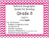 National Geographic Reach for Reading Grade 5 Unit 4 Pack!