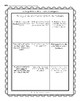4th Grade Journeys Unit 4 Tic-Tac-Vocabulary