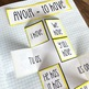 Avoir Verb Conjugation Foldable: French Interactive Notebook