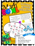 Math Bowl   Rational Number Operations   Station Activity