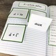 À + Definite Article Foldable: French Interactive Notebook