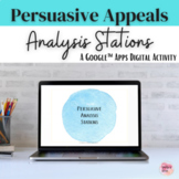 Persuasive Appeals Analysis Stations for Google Apps™