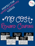 Upper Elementary No Cost Coupons