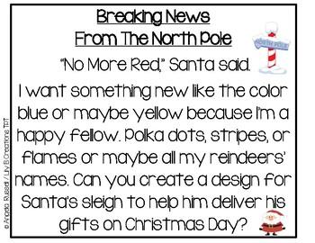 """""""No More Red,"""" Santa Said"""