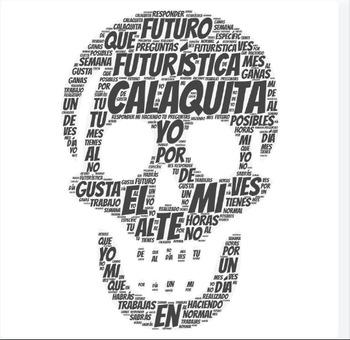 (No Prep) Calaquitas Futurísticas: Un Proyecto para El Día