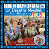 AP Spanish * Heritage Speakers Tú+50 * World Challenges *