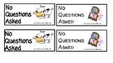 """""""No Questions Asked"""" Passes"""