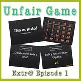 ¡No es justo! Extr@ en español episode 1 (Spanish Extra en