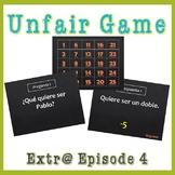 ¡No es justo! Unfair Game! Extr@ en español episode 4 (Spanish Extra)