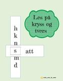 *Norwegian* Les på kryss og tvers gratisfil