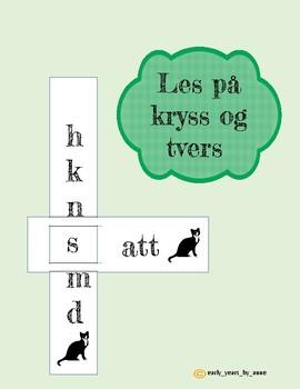 *Norwegian* les på kryss og tvers