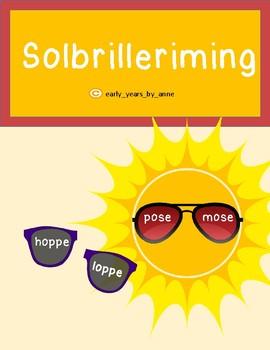*Norwegian* solbrillerim