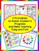 """""""Not A Rainbow"""" Rainbow Drawing- Color Wheel Lesson or Awesome Sub Lesson!"""