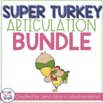 Super Turkey Articulation Bundle