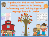 Figuring Out Fall, Problem Solving, Inferencing,  Defining
