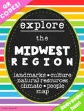 Midwest Region QR Code Exploration